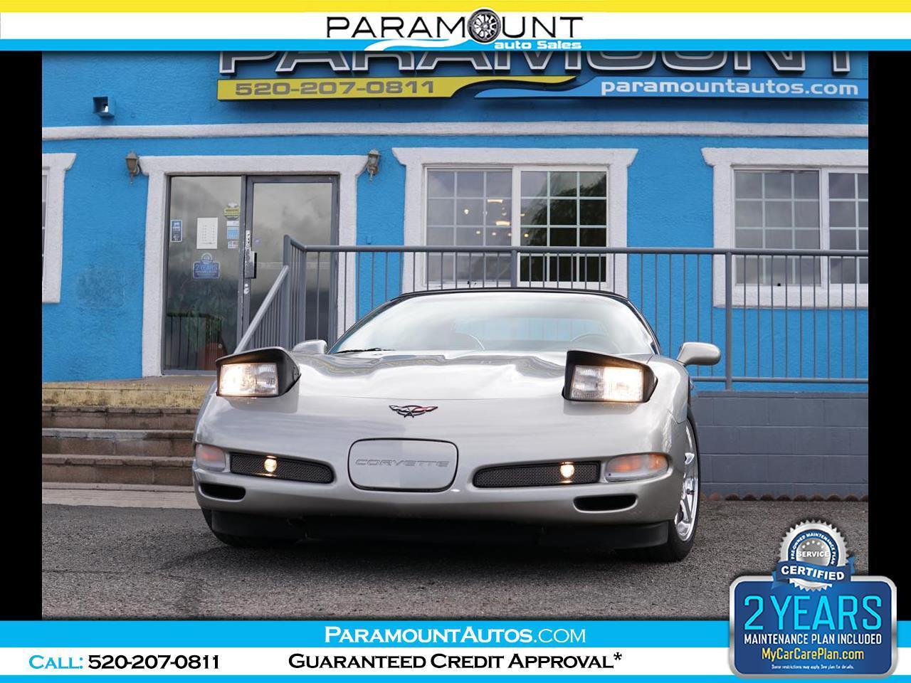 Chevrolet Corvette 2dr Convertible 2000