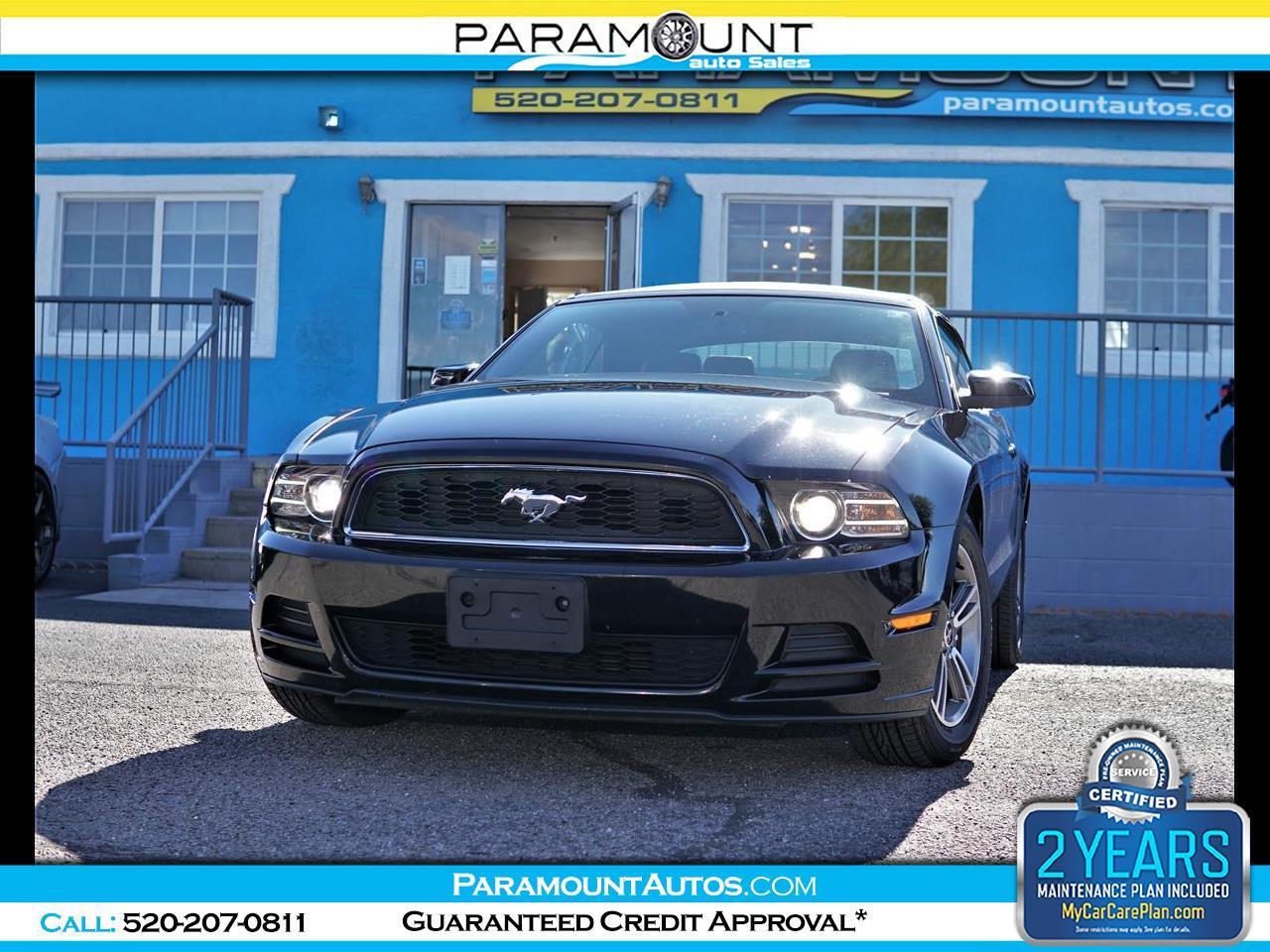 Ford Mustang 2dr Conv V6 Premium 2013