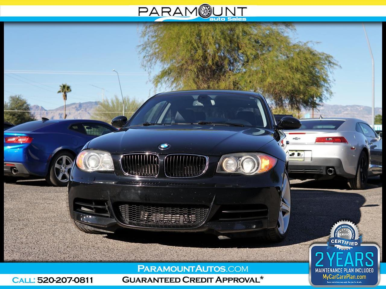 BMW 1-Series 2dr Cpe 135i 2009