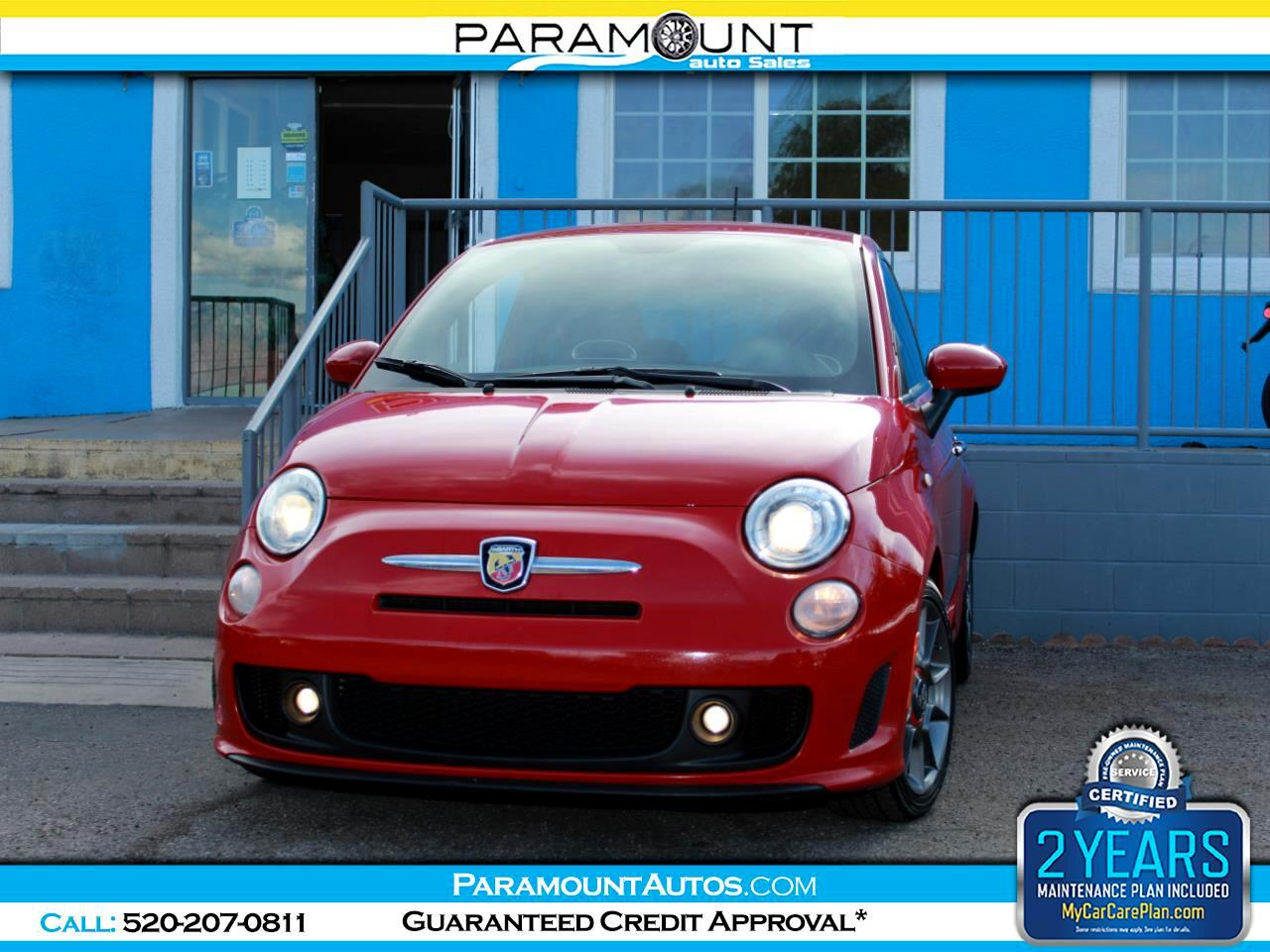 Fiat 500 2dr HB Abarth 2013