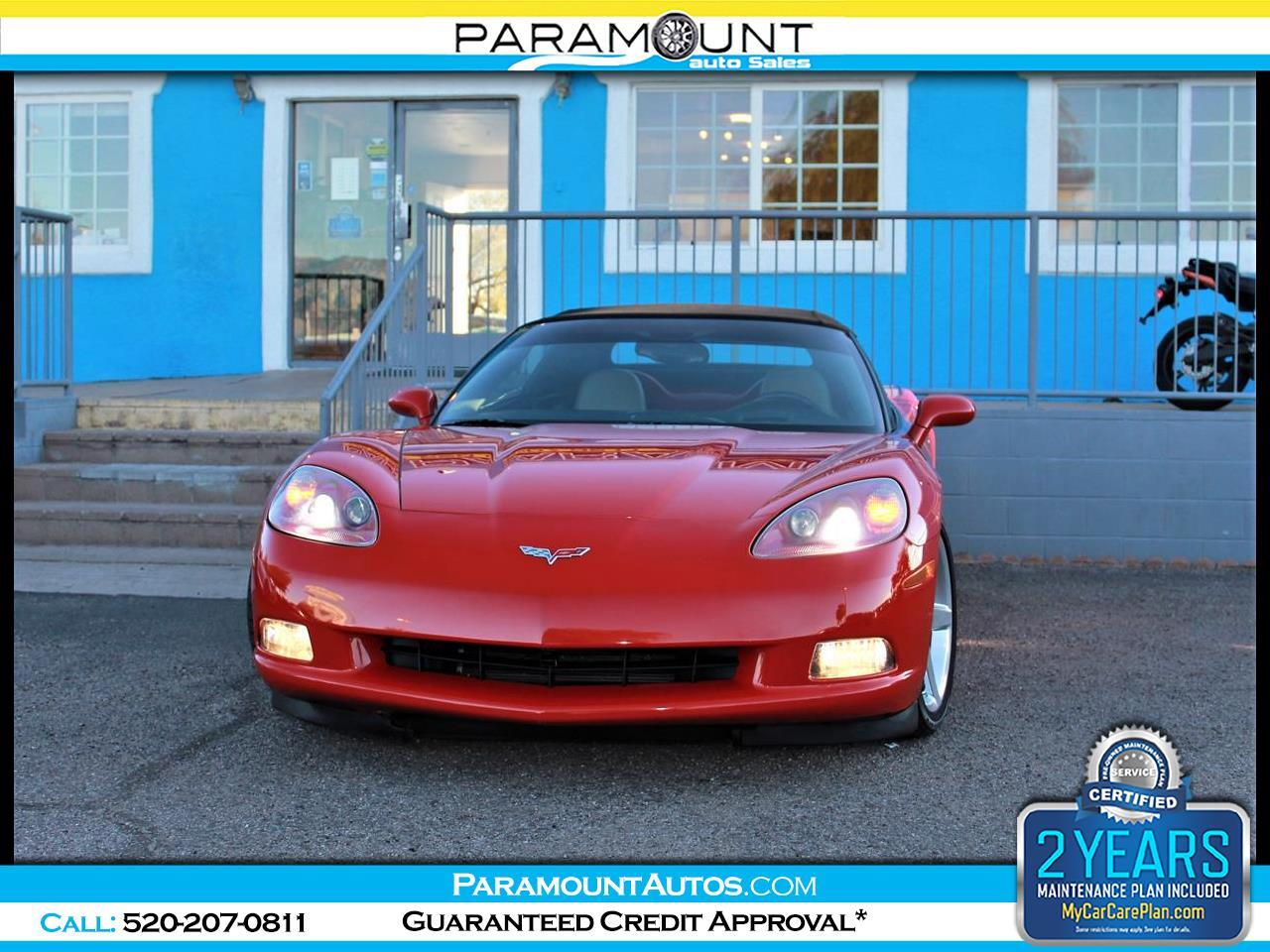 Chevrolet Corvette 2dr Convertible 2005