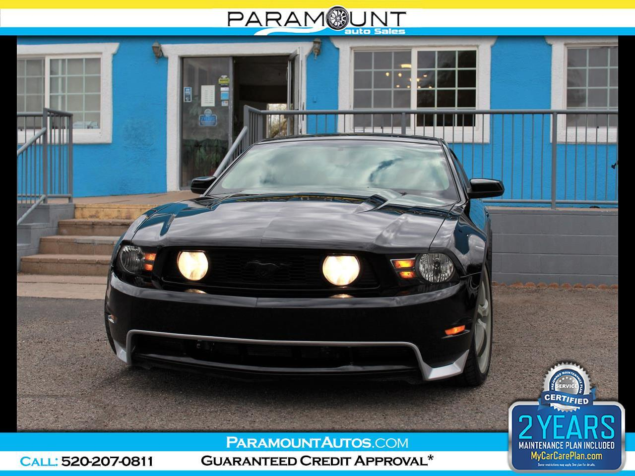 Ford Mustang 2dr Cpe GT Premium 2010