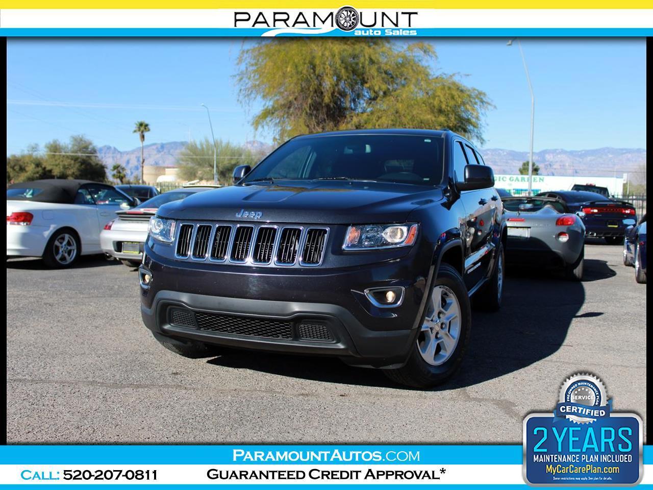 Jeep Grand Cherokee RWD 4dr Laredo 2014