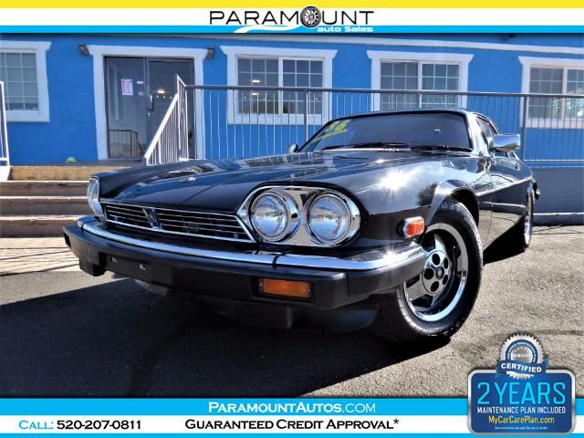 Used 1986 Jaguar Xjs For Sale In Tucson Az 85710 Paramount Auto Sales