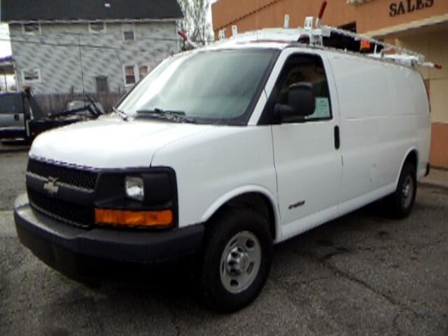 2005 Chevrolet Express G2500HD