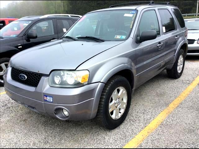 2007 Ford Escape Limited AWD