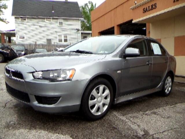 2014 Mitsubishi Lancer ES 5-Speed