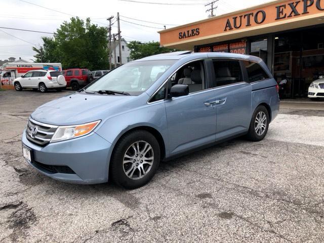 2011 Honda Odyssey EX-L w/ RES