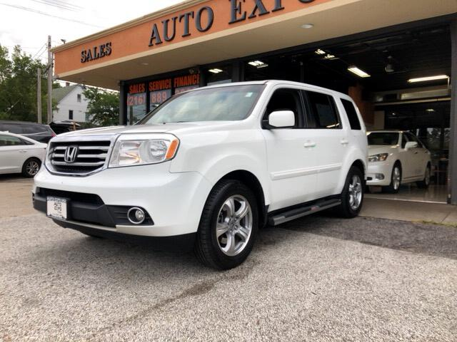 2013 Honda Pilot Touring 4WD with DVD