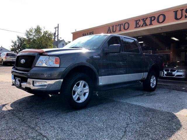 2004 Ford F-150 XLT 4WD SuperCrew