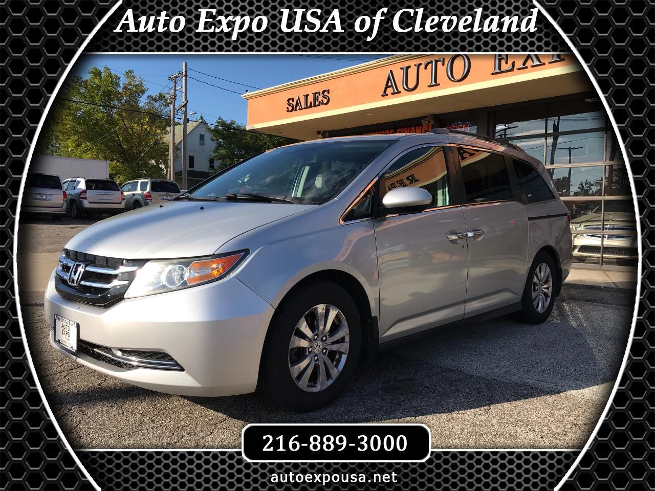 Honda Odyssey 5dr EX-L AT with RES 2014