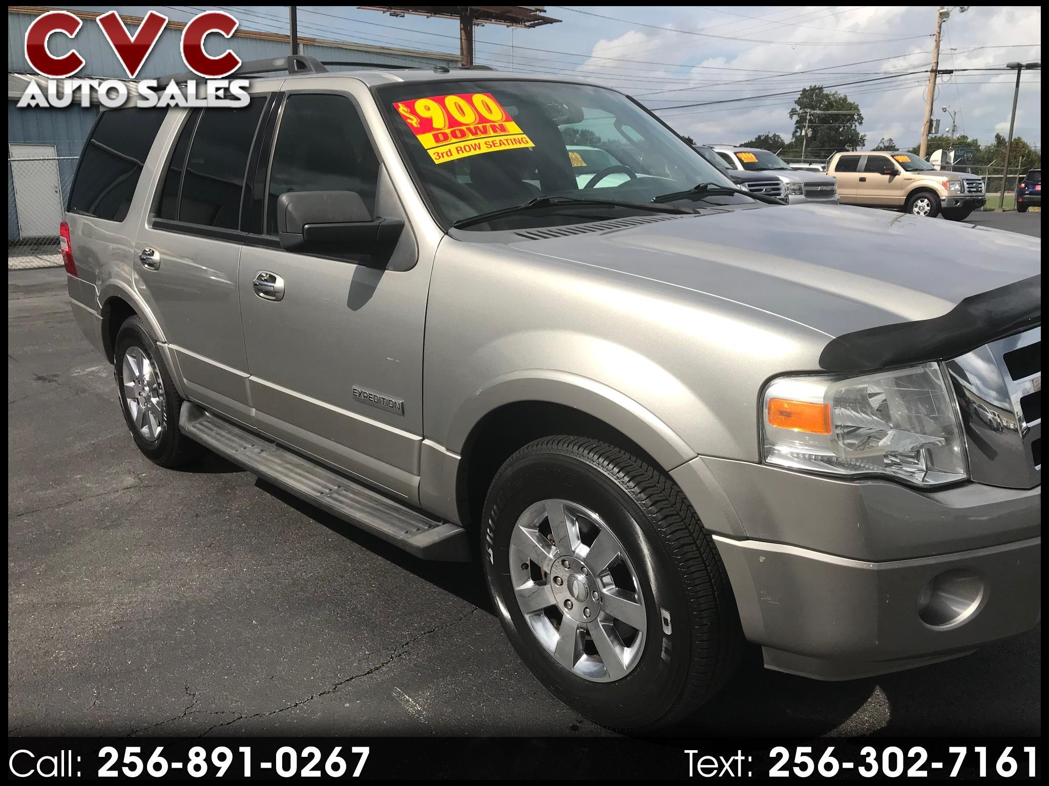 2008 Ford Expedition XLT 2WD