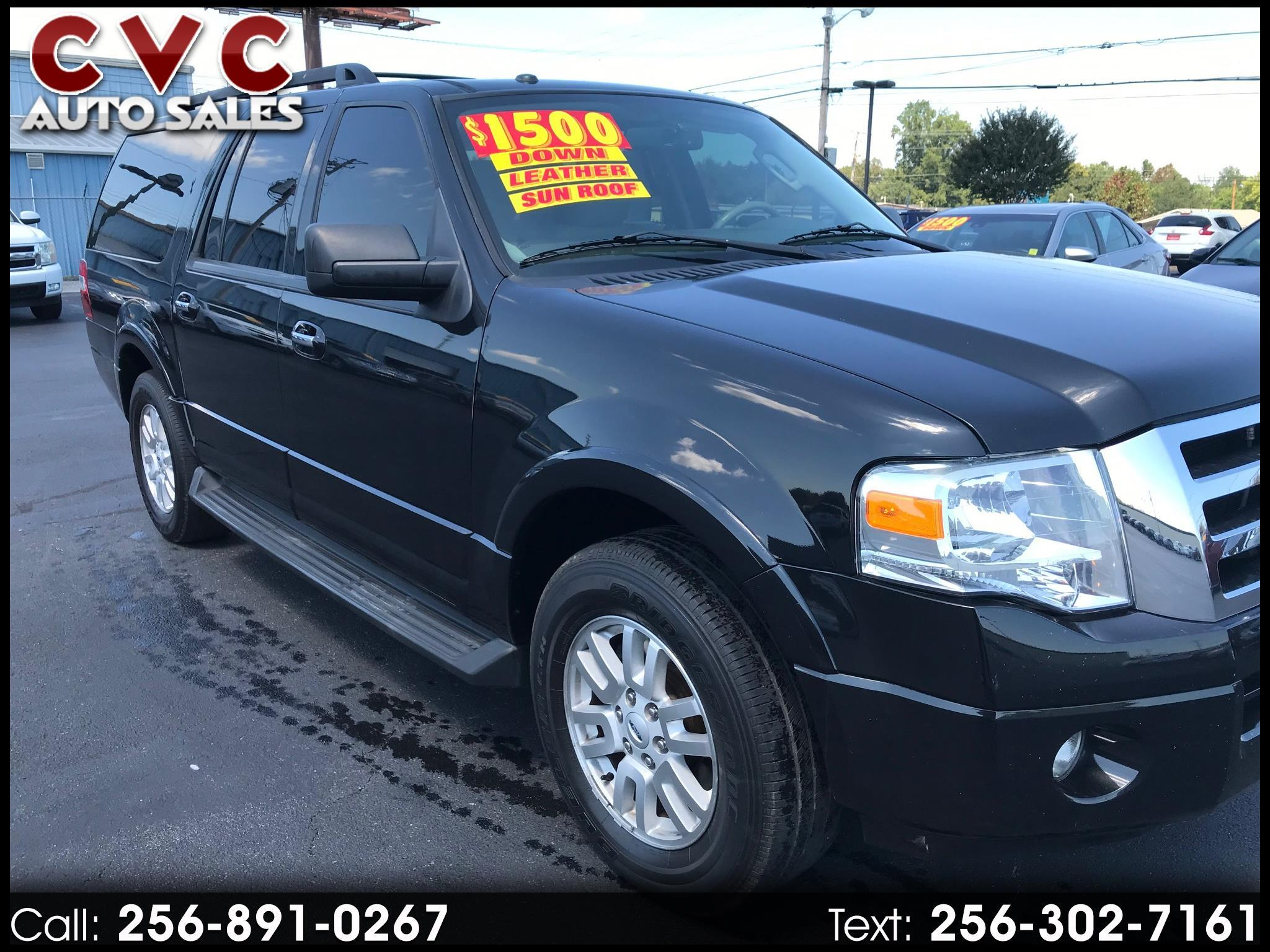 Ford Expedition EL XLT 2WD 2013
