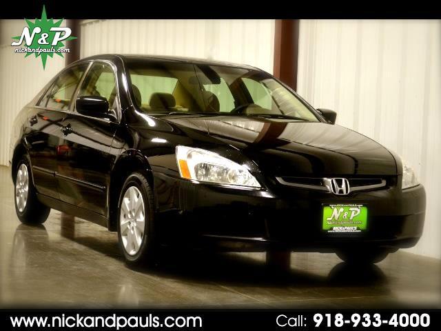 2004 Honda Accord LX Sedan
