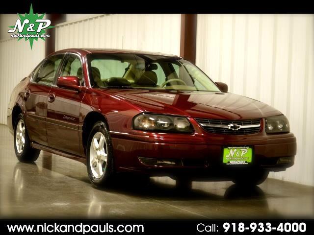 2004 Chevrolet Impala LS Sport Package