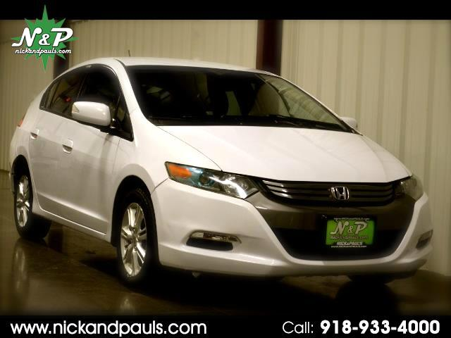 2010 Honda Insight EX With Navigation