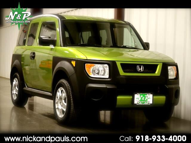 2006 Honda Element LX 2WD