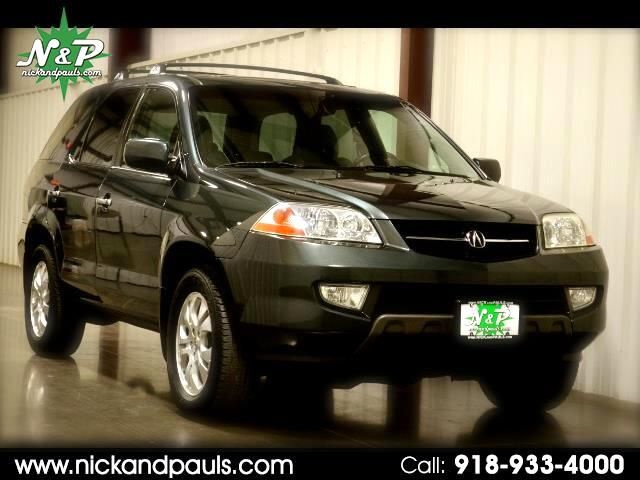 2003 Acura MDX Touring With Navigation & DVD