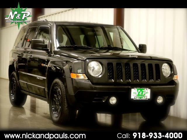 2011 Jeep Patriot Sport 2WD