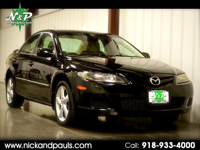 2008 Mazda MAZDA6 i Sedan
