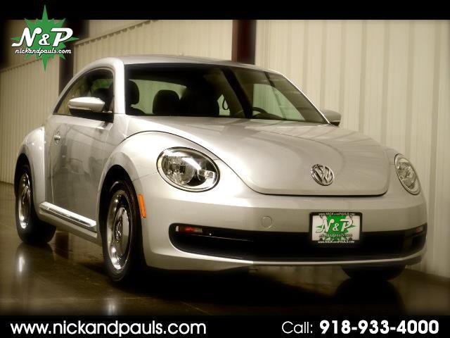 2012 Volkswagen Beetle 2.5 Coupe