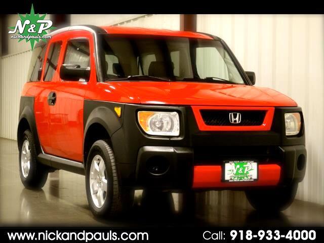2005 Honda Element EX 2WD