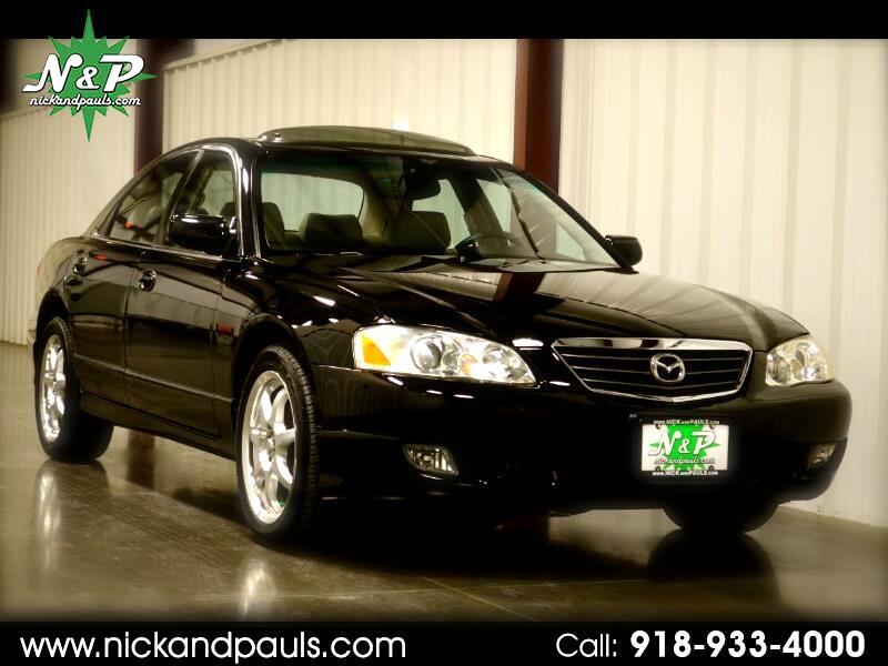 2002 Mazda Millenia Premium Sedan