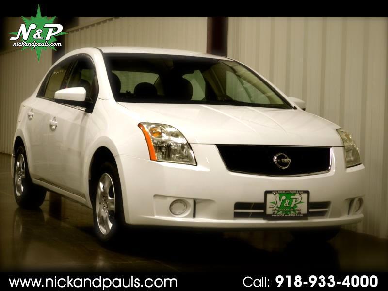 2009 Nissan Sentra 2.0 FE + Sedan
