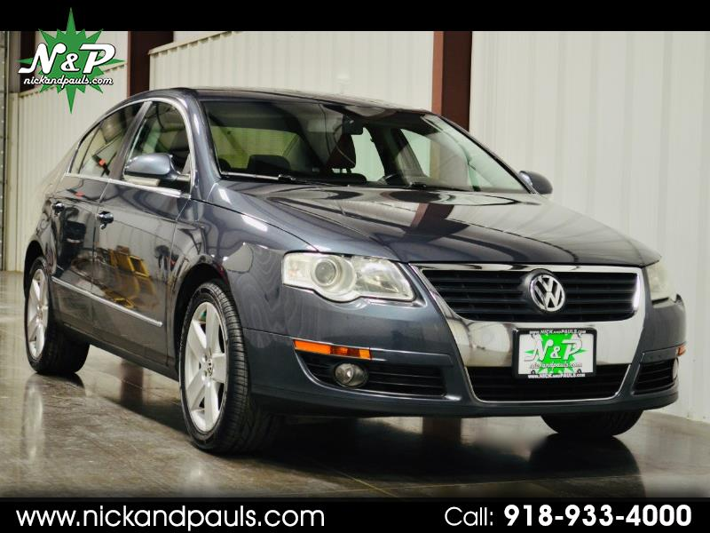 2009 Volkswagen Passat Turbo Sedan