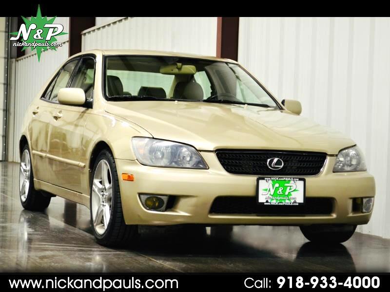 2004 Lexus IS 300 Sedan