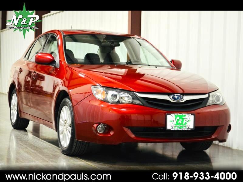 2010 Subaru Impreza 2.5i Premium Sedan
