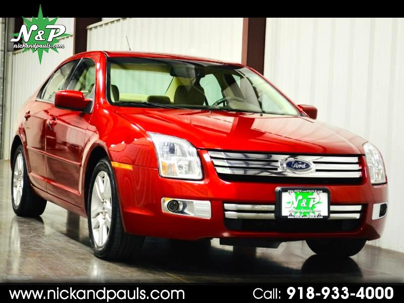 2008 Ford Fusion V6 SEL Sedan