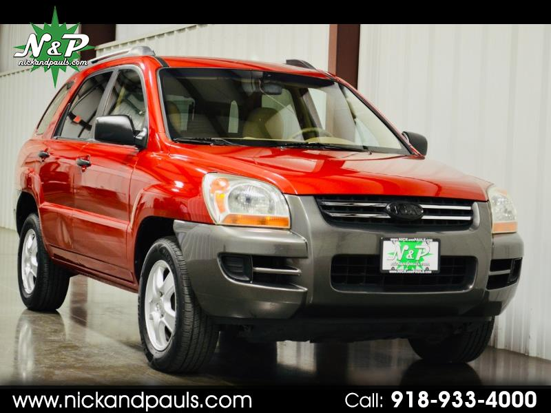 2008 Kia Sportage LX 2WD