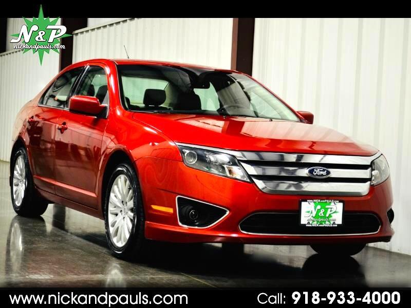 2012 Ford Fusion Hybrid Sedan