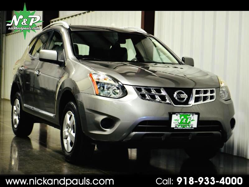 2015 Nissan Rogue Select S FWD