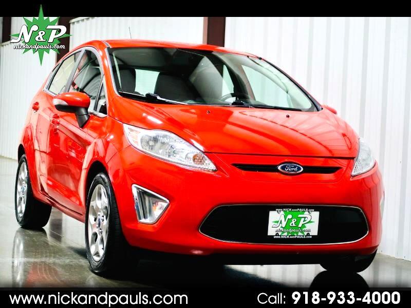 Ford Fiesta SES Hatchback 2012