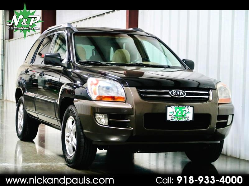 Kia Sportage EX V6 2WD 2006