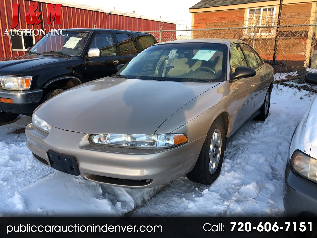 2001 Oldsmobile Intrigue 4dr Sdn GX