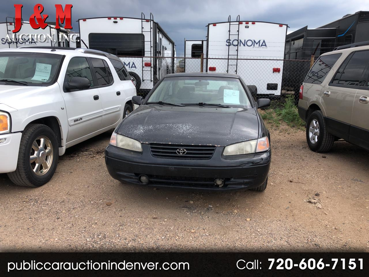 1999 Toyota Camry 4dr Sdn XLE V6 Auto