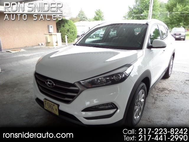 2016 Hyundai Tucson AWD 4dr SE