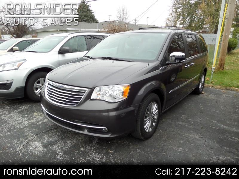 2016 Chrysler Town & Country 4dr Wgn Touring-L Anniversary Edition