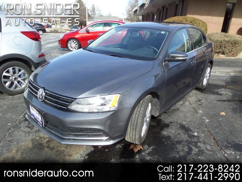 2016 Volkswagen Jetta Sedan 4dr Auto 1.4T SE w/Connectivity