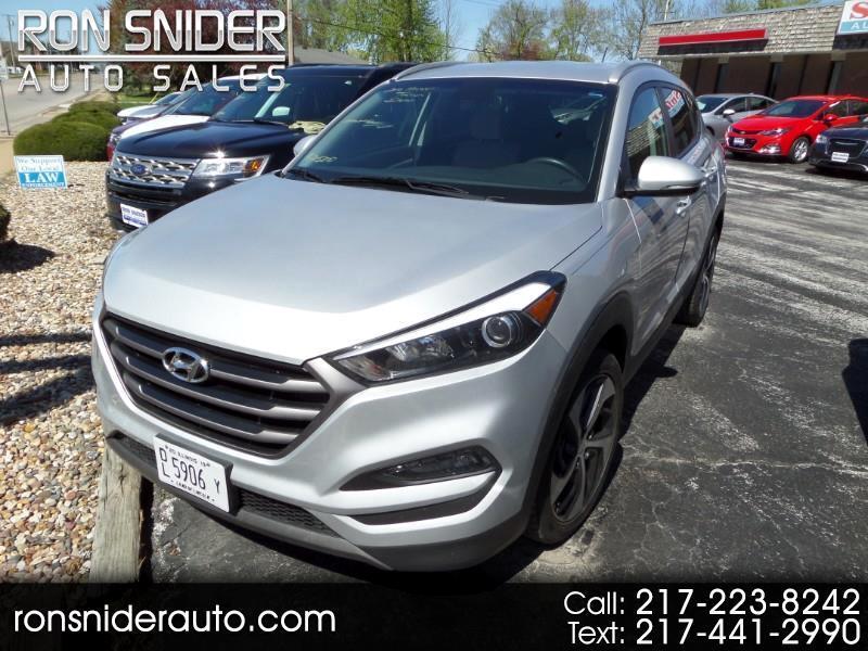 2016 Hyundai Tucson FWD 4dr Sport