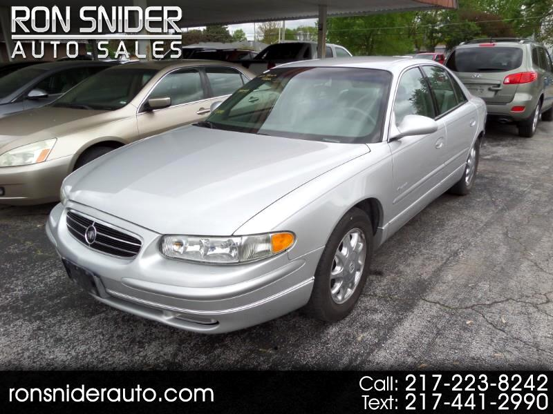 2000 Buick Regal 4dr Sdn LS