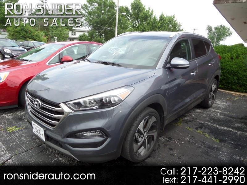 2016 Hyundai Tucson FWD 4dr Limited