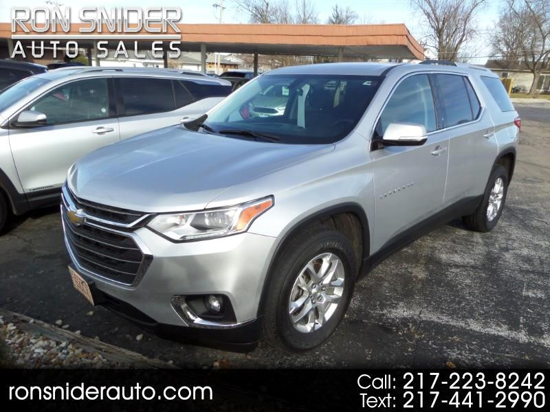 Chevrolet Traverse FWD 4dr LT Cloth w/1LT 2018