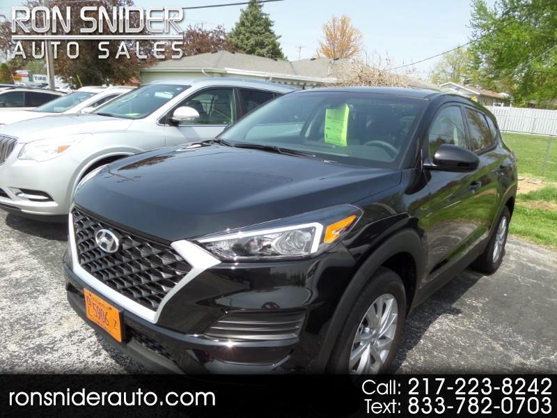 Hyundai Tucson SE AWD 2021