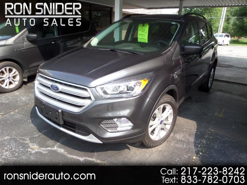 Ford Escape SEL FWD 2018