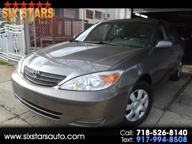 2004 Toyota Camry 4dr Sdn I4 Auto XLE (Natl)