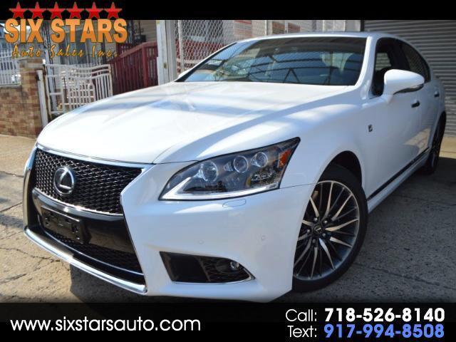 Lexus LS 460 Luxury Sedan AWD 2014